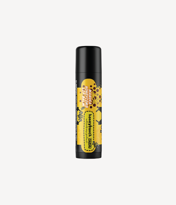 Honey bunch naturals manuka honey lip balms